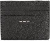 Fendi studded cardholder - men - Leather - One Size