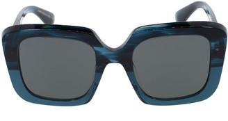 Oliver Peoples Franca Sunglasses - Teal