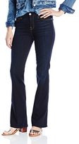 7 For All Mankind Women's Short Inseam Bootcut Jean in