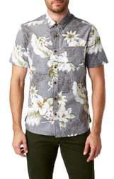 7 Diamonds Tempest Garden Slim Fit Sport Shirt