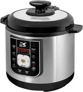 Kalorik 6.25QT Perfect Sear Stainless Steel Pressure Cooker