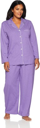 Karen Neuburger Women's Long Sleeve Pajamas Set Pj