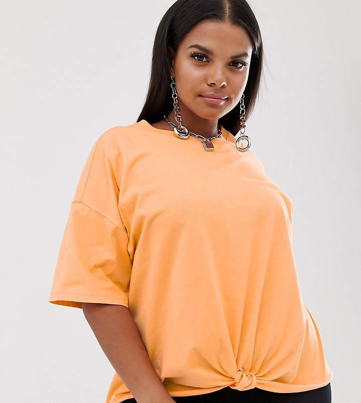 16e3ae09965f86 Plus Size Orange Shirt - ShopStyle