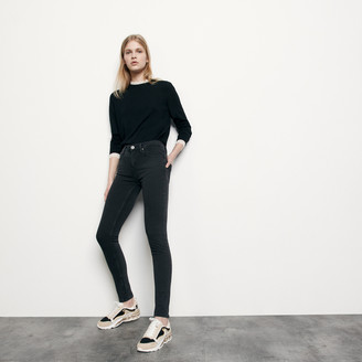 Sandro Slim jeans with regular waist