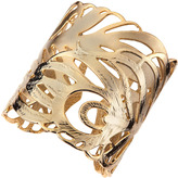 Kendra Scott Feather Mixed-Texture Cuff