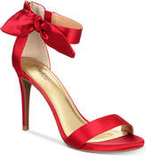 Thalia Sodi Raee Evening Sandals, Created For Macy's