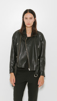 IRO Milton Leather Biker