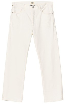 Citizens of Humanity Emery Cropped High-Waist Jeans