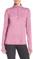 Nike Women's 'Element' Dri-Fit Half Zip Performance Top