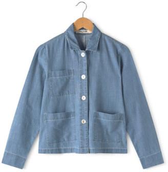Nice Things Denim Pockets Jacket - 36