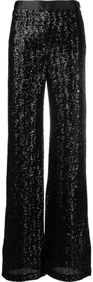 Blumarine Sequin-Embellished Trousers