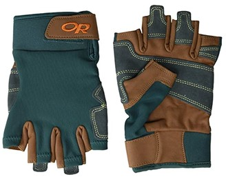 Outdoor Research Fossil Rock Gloves (Umber/Natural) Extreme Cold Weather Gloves