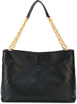 Tory Burch Alexa tote - women - Leather - One Size