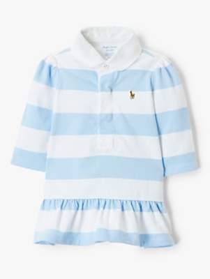 Ralph Lauren Polo Baby Rugby Dress