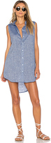 Onia Kaylee Sleeveless Tunic in Blue. - size M (also in )