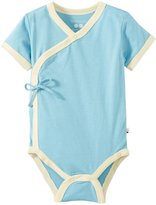 Baby Soy Kimono Bodysuit (Baby) - Ocean-18-24 Months