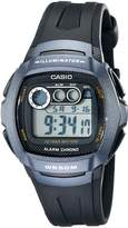 Casio Men's Classic Watch W210-1BV