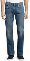 True Religion Ricky Medium-Wash Denim Jeans, Medium Blue