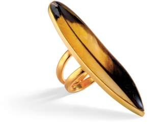 Nregnier Jewelry Feather Ring