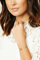 Forever 21 FOREVER 21+ House of Harlow Cutout Cuff