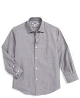 DKNY Boy's Dot Dress Shirt