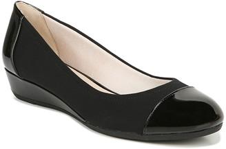 LifeStride Slip-Ons Wedge Heel Loafers - Felina