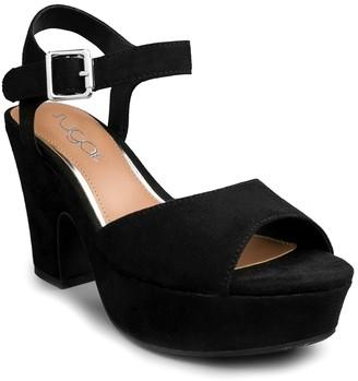 Sugar Eclectik Chunky Platform Sandal