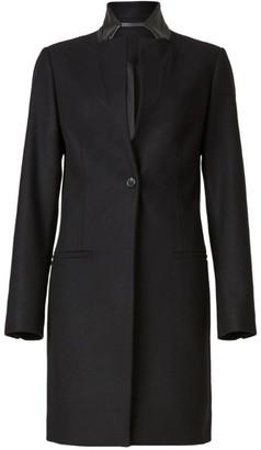 AllSaints Wool-Blend Leni Lea Coat