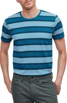 Bonobos South Cove Slim Fit Stripe T-Shirt