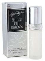 Elizabeth Taylor Brilliant White Diamonds Perfume by for Women. Eau De Toilette Spray 1.7 Oz / 50 Ml.