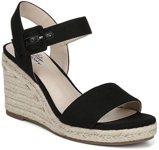 LifeStride Tango Espadrille Wedge Sandal - Wide Width Available