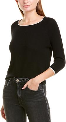 Raffi Keyhole Back Sweater
