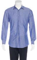 Paul Smith Poplin Dress Shirt