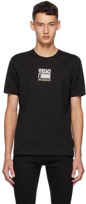 Versace Black LHomme T-Shirt