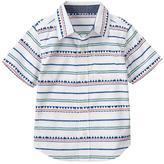 Gymboree Geo Stripe Shirt