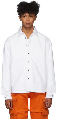 Jacquemus White La Chemise Boulanger Shirt