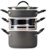 Bed Bath & Beyond Stax Living 4-Piece Hard Anodized 3.5-Quart Casserole Set