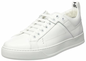 HUGO BOSS Damen Mayfair LaceSneakerC Sneaker