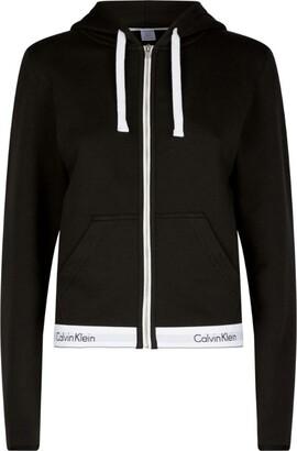 Calvin Klein Logo Sleep Hoodie