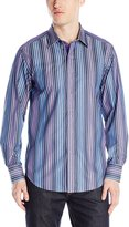 Robert Graham Men's Bumbles Long Sleeve Woven Shirt