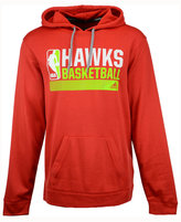 adidas Men's Atlanta Hawks Icon Status Hoodie