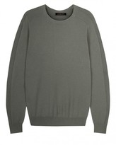 Integral Rib Crew Neck Sweater