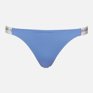 Calvin Klein Women's Cheeky Bikini Bottom
