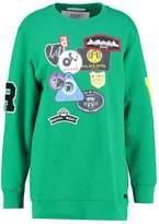 Replay SWEATSHIRT Sweatshirt light emerald green