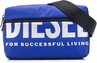 Diesel F-Bold logo-print belt bag