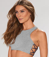 Free People Side Cross Racerback Bralette