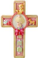 Precious Moments Jesus Loves Me Girl Praying Wall Cross