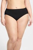Wacoal Plus Size Women's 'B Smooth' High Cut Briefs
