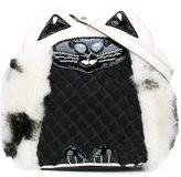 Jamin Puech 'kitty' motif crossbody bag