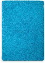 Bed Bath & Beyond Microdry® Memory Foam 17-Inch x 24-Inch Shag Bath Mat in Black